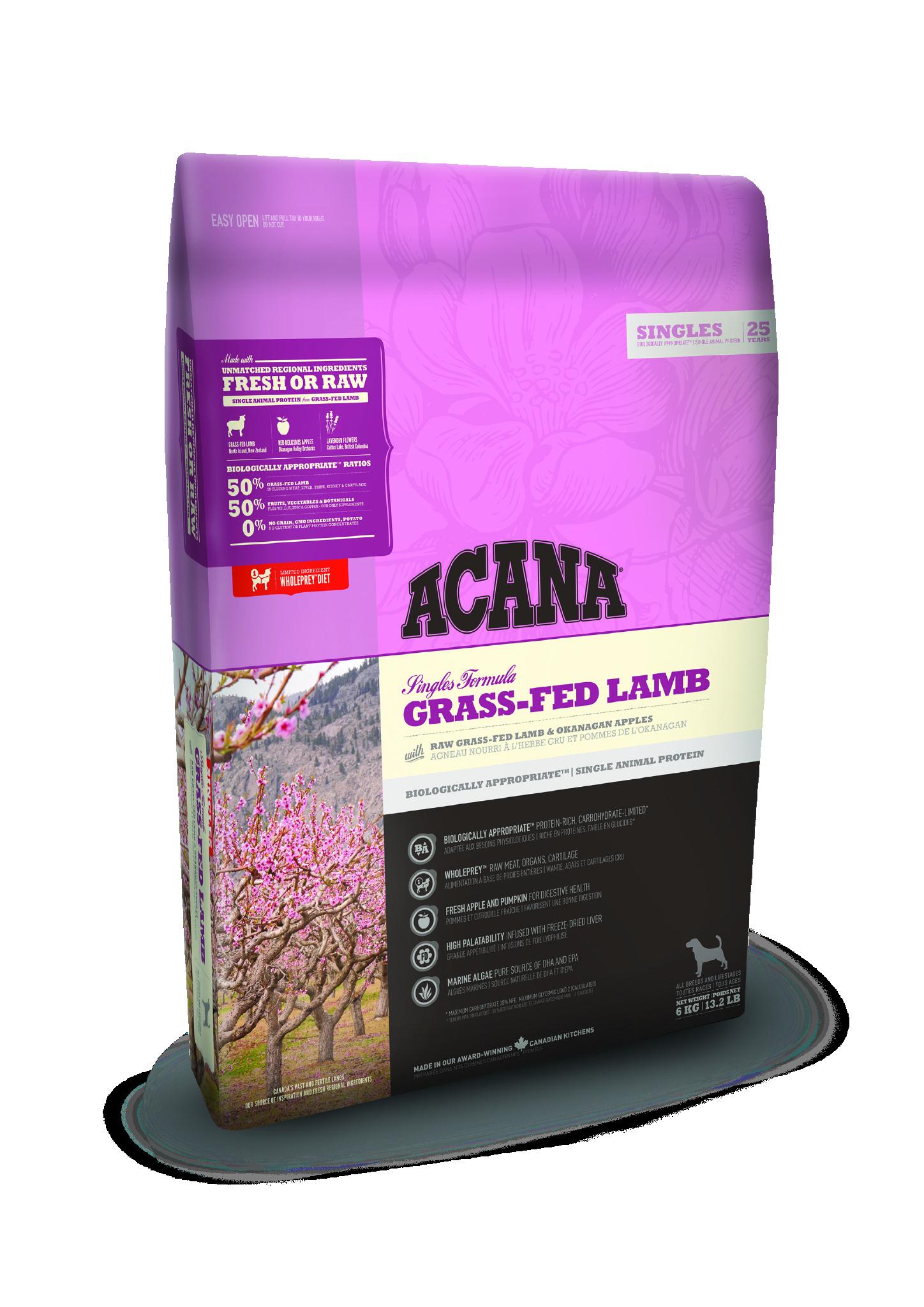 Billede af Acana Lamb & Apple 2,0 kg