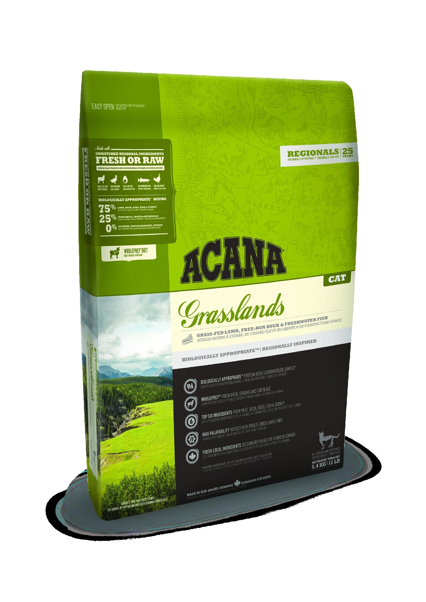 Billede af ACANA Grasslands Dog 2 kg