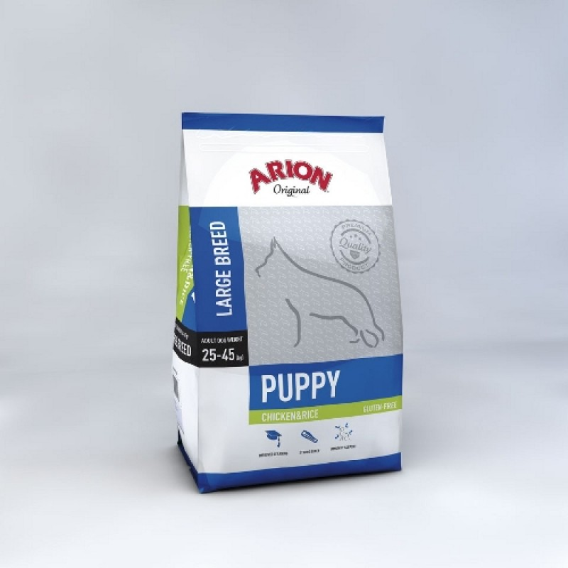 Arion Puppy Large ChickenandRice 12 kg-31