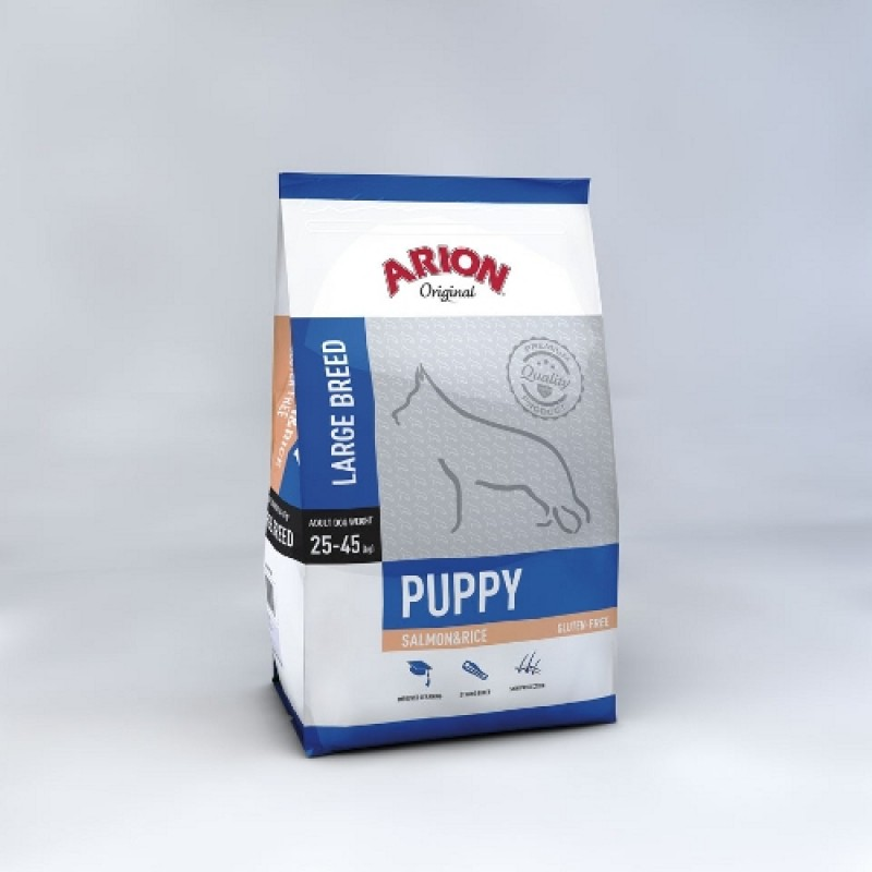 Arion Puppy large SalmonandRice 3 kg-31