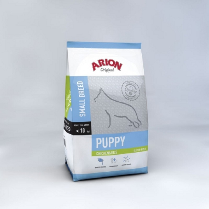 Arion Puppy small ChickenandRice 3 kg-31