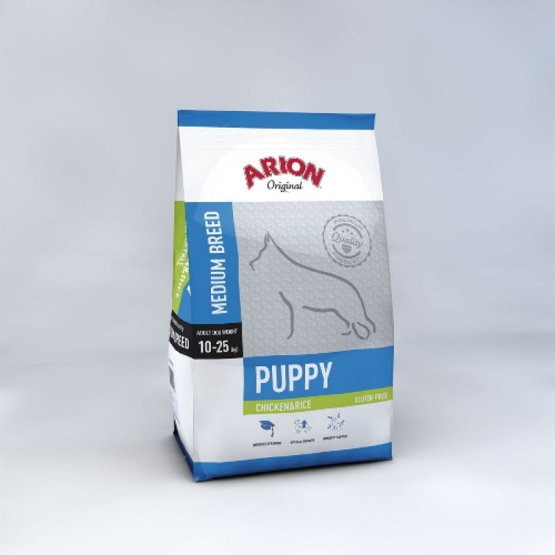 Arion Puppy Medium ChickenandRice 3 kg-31