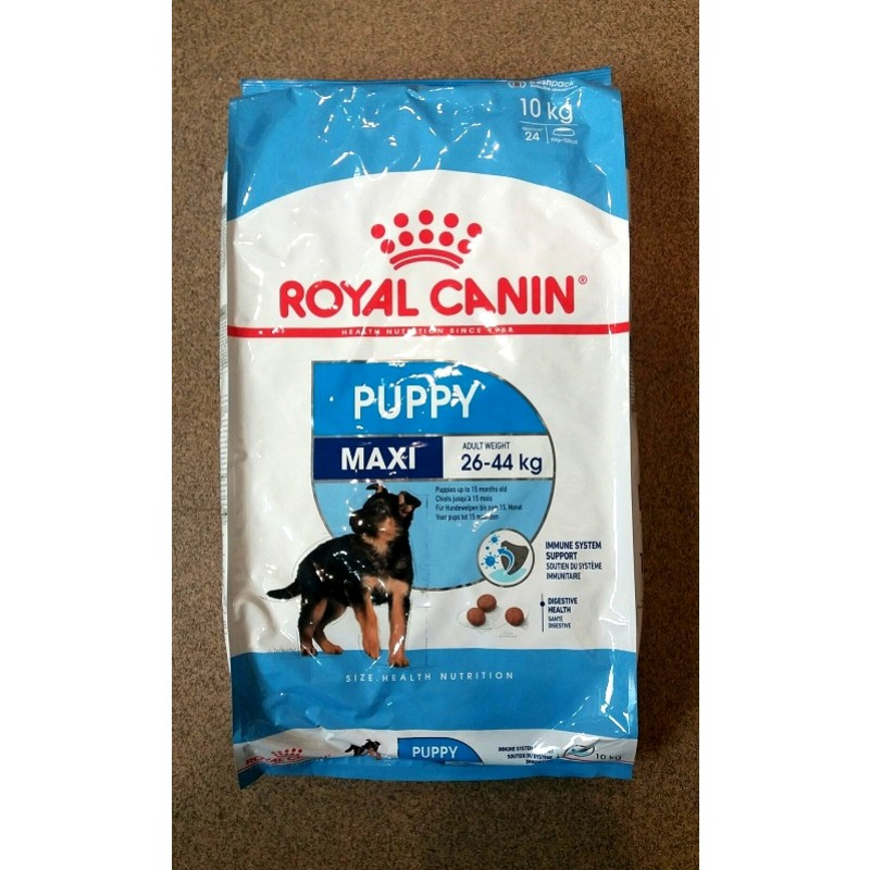 Royal Canin Maxi Puppy 10 kg-31
