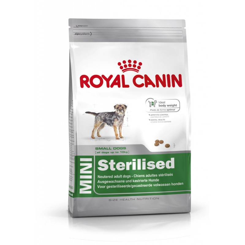 Mini Sterilised Adult 2 kg-35