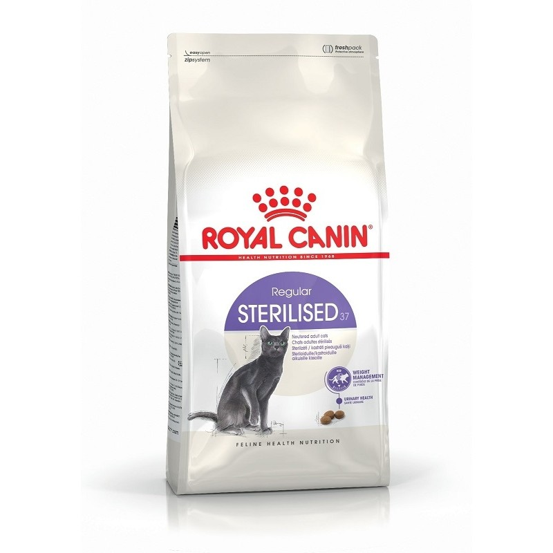 Royal Canin FHN Sterilised 37 10 kg-31