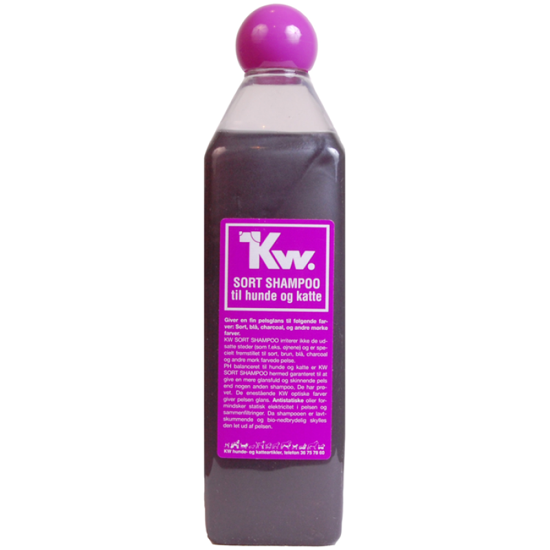 KW Sort Shampoo 500 ml-35