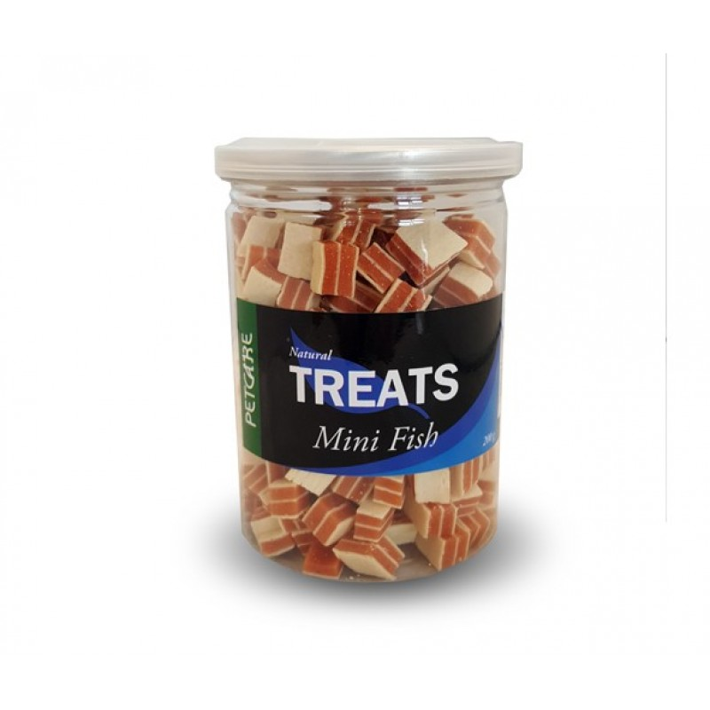 Treats Mini Fish 200 g-35
