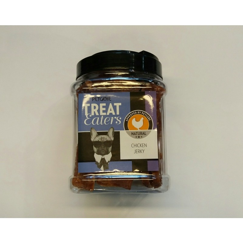 Treat Eaters Kyllingesnack 400 g-31