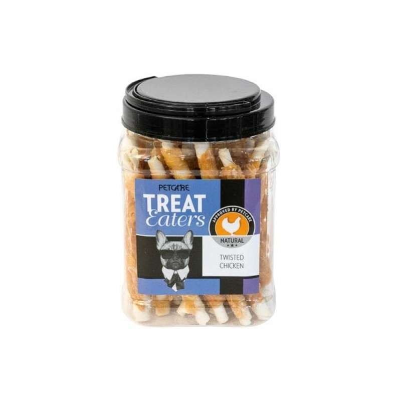 Treat Eaters Kyllinge godbidder 400 g-31