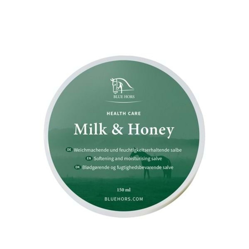 Blue Hors Milk and Honey 150 ml-31