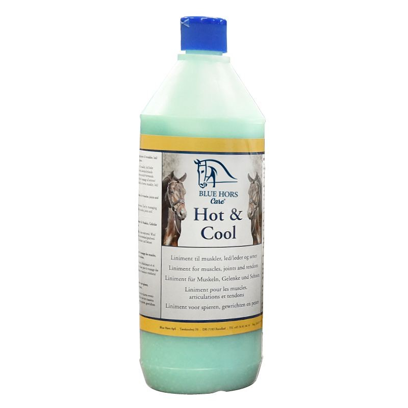 Blue Hors Hot and Cool 1 ltr-35