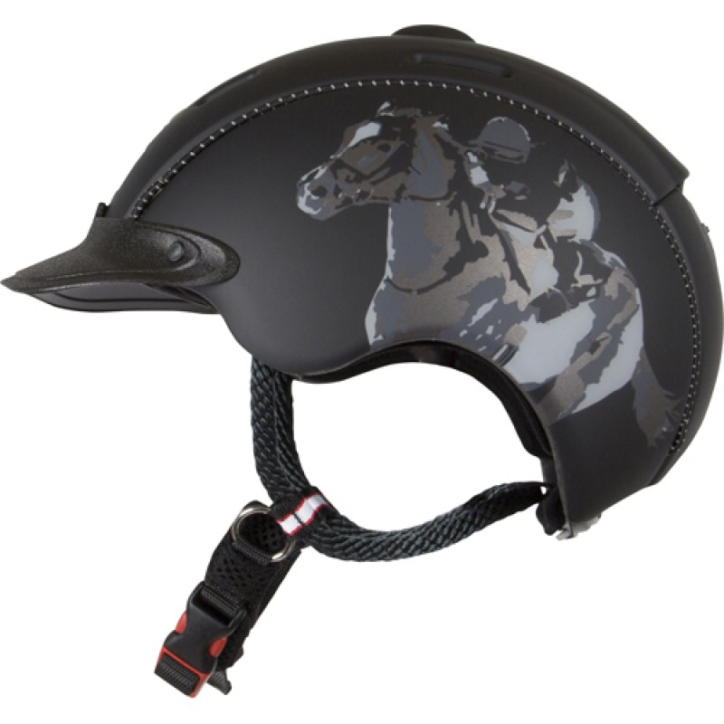 Casco Choice VG01 titan Jockey-35