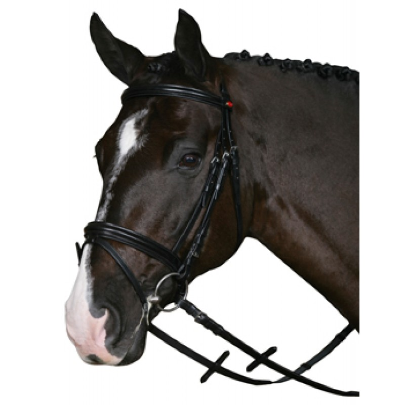 Cheval trense med supergrip-31