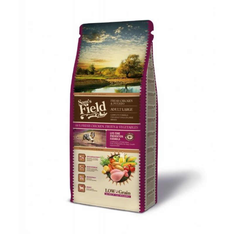 Sam´s Field Adult Large 2,5 kg-31