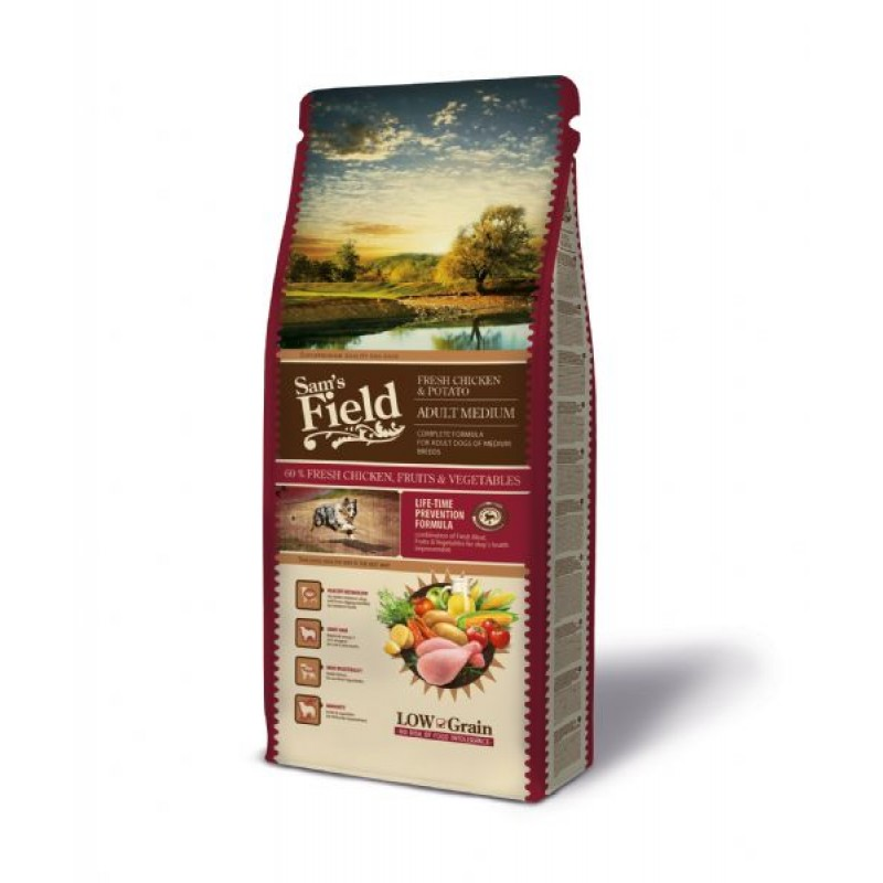 Sam´s Field Adult Medium 13 kg-31