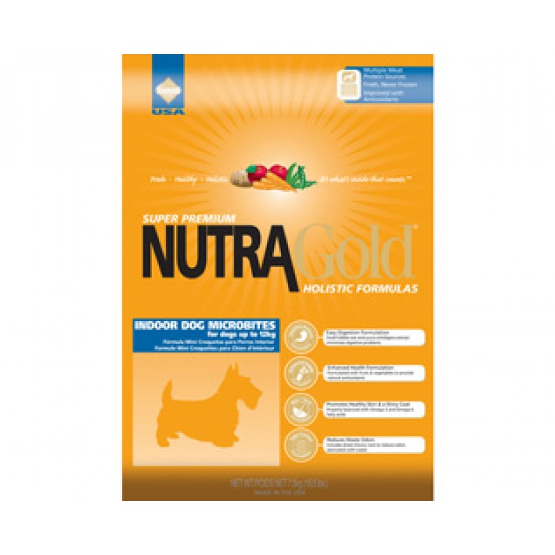 Nutra Gold microbites 7,5 kg-31