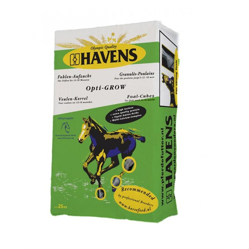 Havens Opti-Grow Følpellets 25 kg-31