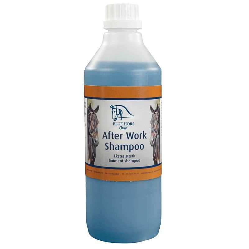 Blue Hors After Work Shamp 1 l-35