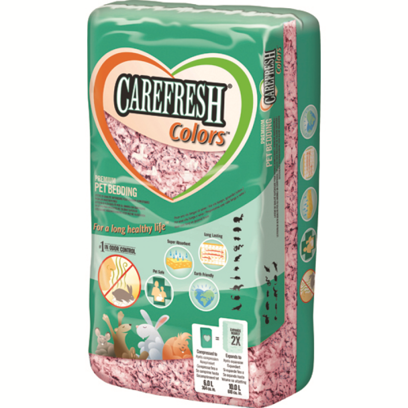 CareFRESH Color 10 L blå/pink-31