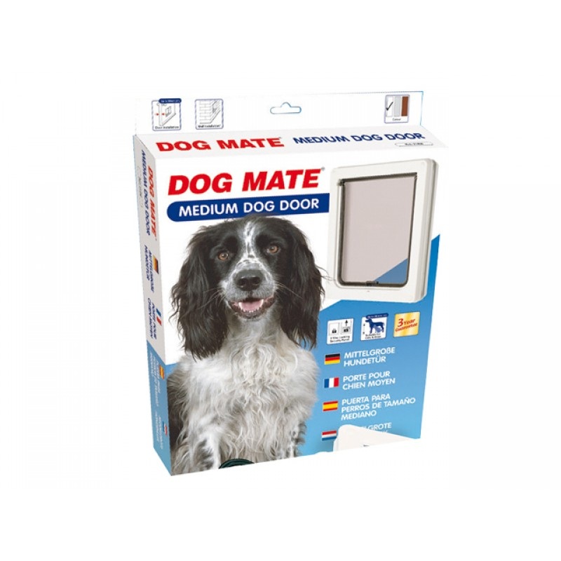 Dog Mate hundelem medium 2vejs-31
