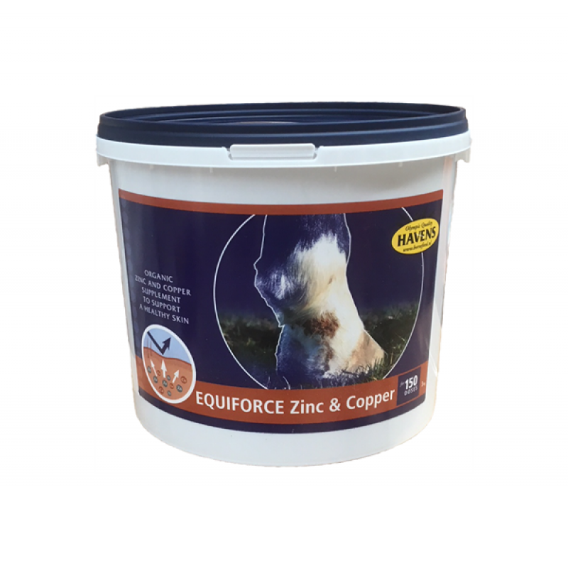 Equiforce Zinc and Copper 1 kg-31