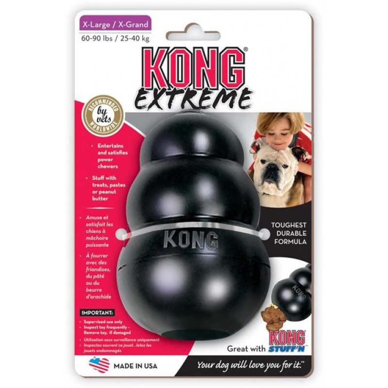 King Kong E-Treme sort XL-31