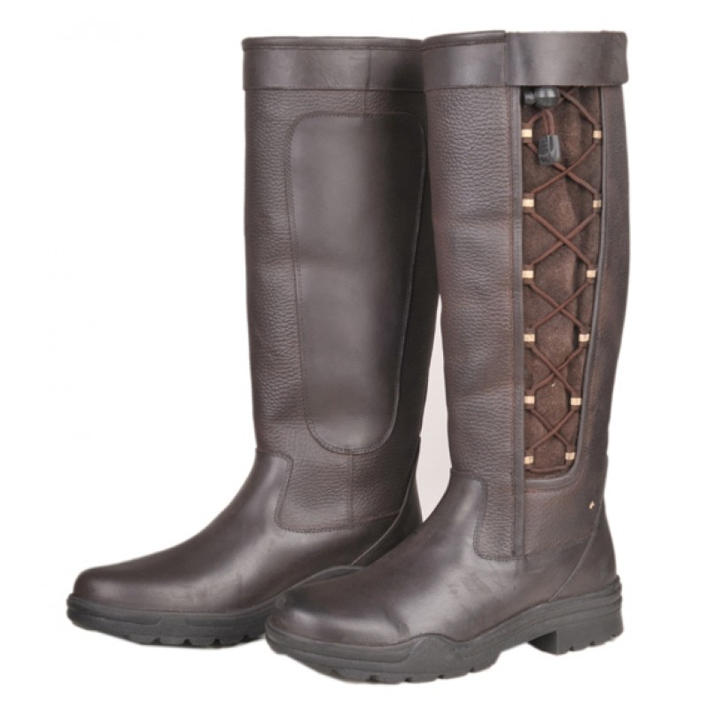 HKM Fashion boots Madrid membran-31