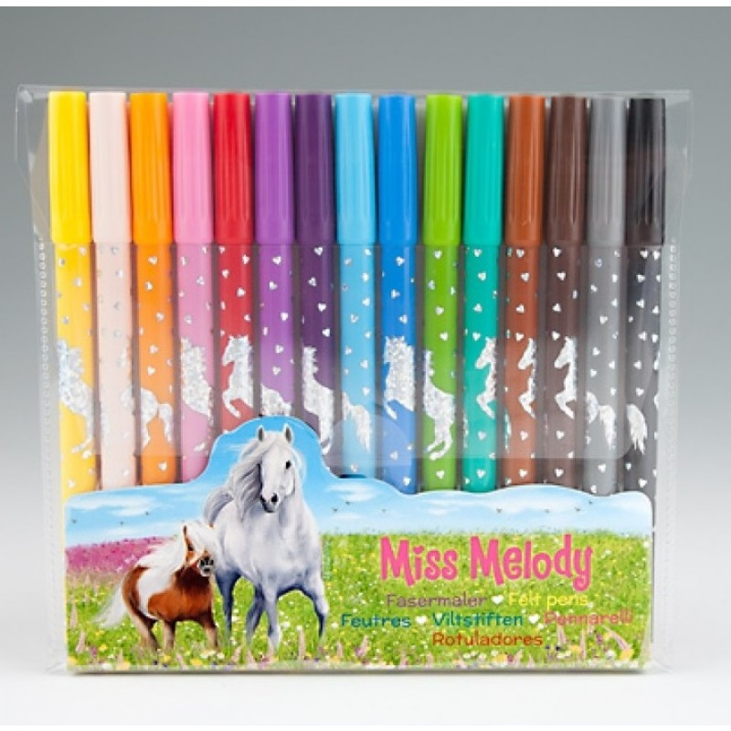 Miss Melody Markers 15 stk-36