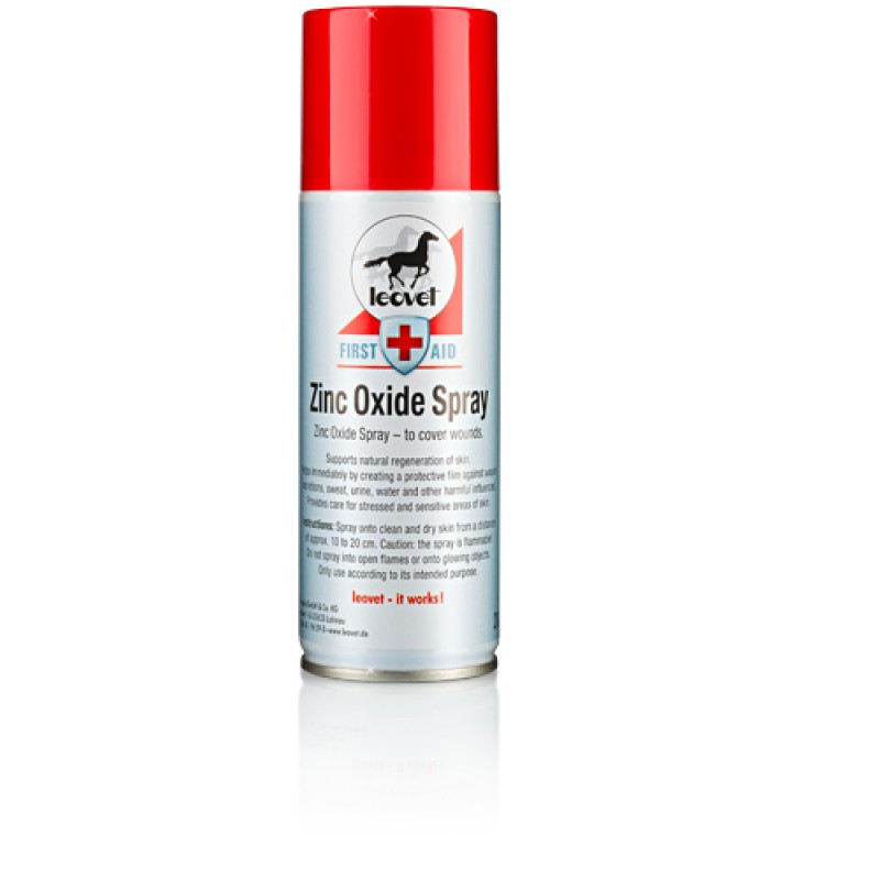 Leovet Zinkoxid spray 200 ml-31