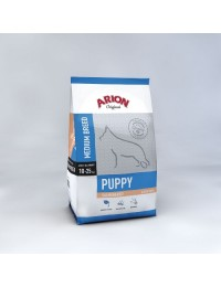 Arion Puppy Medium SalmonandRice 12 kg-20