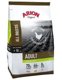 Arion GrainFree ChickenandPptato 12 kg-20