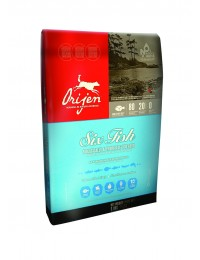 Orijen Six Fish Dog 2 kg-20