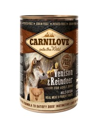 Carnilove Canned Venison and Reindeer 400 g-20