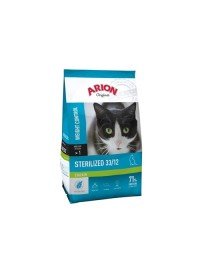 Arion Original Sterilized chicken 7,5 kg-20