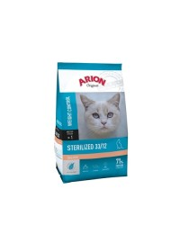 Arion Original Sterilized Salmon 7,5 kg-20