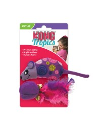KONG Cat Tropics Mouse Ball-20