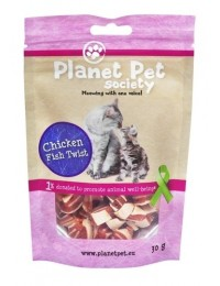 PP Kat Chicken Fish Twist 30 g-20