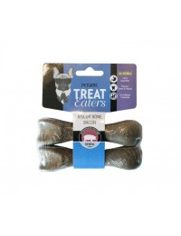 Treat Eaters Biscuit Bone Bacon Small-20