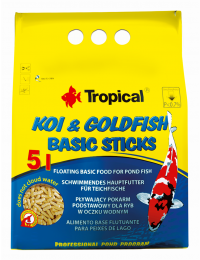 Koi and Goldfish Sticks 5 ltr-20