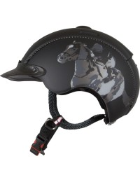 Casco Choice VG01 titan Jockey-20