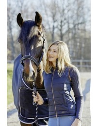 Covalliero Quilted vest Alice-20