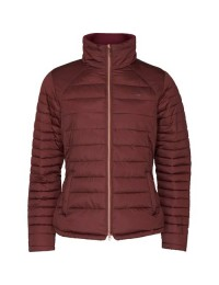 Cater padded jacket dark port-20