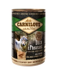 Carnilove Canned Duck and Pheasant 400 g-20