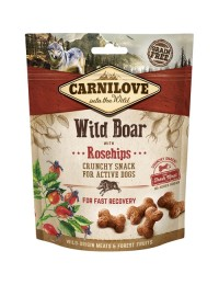 Carnilove into the Wild Dog Crunchy Snack 200 g-20