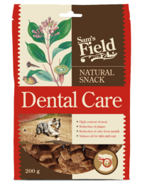 Sam´s Field Natural Snack Dental Care 200 g-20