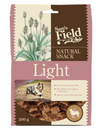 Sam´s Field Natural Snack Light 200g-20