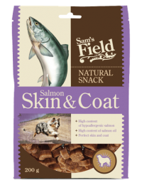 Sam´s Field Natural Snack Skin and Coat 200 g-20