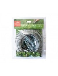Tie out cable set 30 m-20