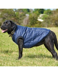 WTB comfitec puffer dog coat-20